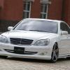 WALD Mercedes S-Klasse W220 1998-2002