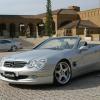 WALD Mercedes SL R230