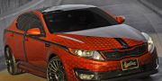 West Coast Customs Kia Optima Hybrid Slam Dunk Blake Griffin 2011