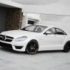 Wheelsandmore Mercedes CLS63 AMG 2011