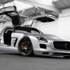 Wheelsandmore Mercedes SLS AMG Silver Wing 2012
