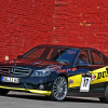 Wimmer RS AMG Mercedes C63 Dunlop Performance W204 2010