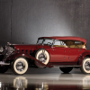 Chrysler CL Imperial Dual Windshield Sport Phaeton 1933