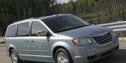 Chrysler Grand Voyager eV Concept 2008