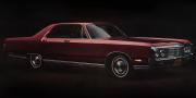 Chrysler New Yorker 4 door Hardtop 1969