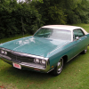 Chrysler New Yorker 4 door Sedan 1971