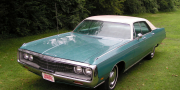 Chrysler New Yorker 4 door Sedan 1971