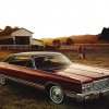 Chrysler New Yorker Brougham 4 door Hardtop 1973