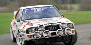 Audi Sport Quattro Group B Rally Car 1984-1986