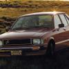 Daihatsu Charade G10 1981-1983