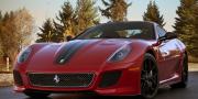 Ferrari 599 GTO USA 2010