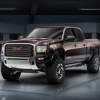 GMC Sierra All Terrain HD Concept 2010