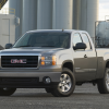 GMC Sierra Extended Cab 2007