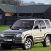 Isuzu Trooper SWB 1998-2002