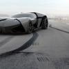 Lamborghini Ankonian Concept Design by Slavche Tanevski 2011