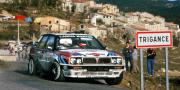 Lancia Delta S4 Gruppo B Rally 1985