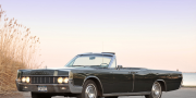 Lincoln Continental Convertible 1967
