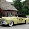 Lincoln Continental Indy Pace Car 1946