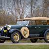 Lincoln K Dual Cowl Sport Phaeton 1930