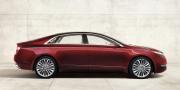 Lincoln MKZ Concept 2012