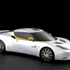 Lotus Evora Naomi for Haiti 2010