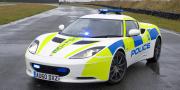 Lotus Evora Police 2010