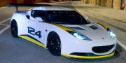 Lotus Evora Type-124 Endurance Racecar 2009