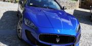 Maserati GranTurismo MC Stradale 2010
