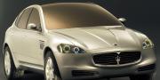 Maserati Kubang Concept 2003