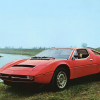 Maserati Merak 1974-1983