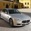 Maserati Quattroporte Facelift 2008