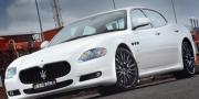 Maserati Quattroporte GT-S MT Sport Line 2010