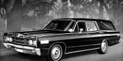Mercury Commuter Abbott And Hast Hearse 1967