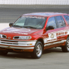 Oldsmobile Bravada Indy 500 Pace Car 2001