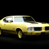 Oldsmobile Cutlass Rallye 350 1970