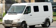 Bae Freightliner Sprinter Van Armored 2008