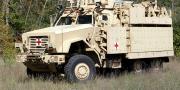 Bae RG33 MRRMV Ambulance 2008