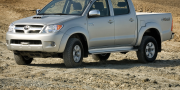 Bae Toyota Hilux Double Cab Armored 2005-2008