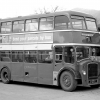 Bristol Lodekka LD6G ECW H33-27RD 1955