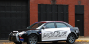 Carbon Motors E7 Police Car 2008