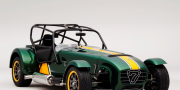 Caterham Seven Superlight R500 Team Lotus Livery 2011