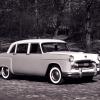 Checker Model A8 1956