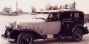 Checker Model M Taxi Cab 1931