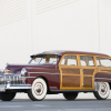 DeSoto Custom Suburban Station Wagon 1949