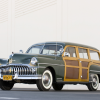 DeSoto Custom Suburban Station Wagon 1950