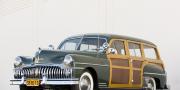 DeSoto Custom Suburban Station Wagon 1950