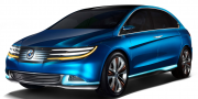 Denza All Electric Concept Car 2012