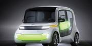 Edag Light Car Sharing Concept 2011