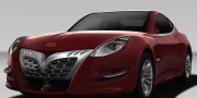 Emgrand GT Geely Tiger 2010