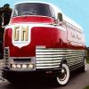 Gm Futurliner 1940